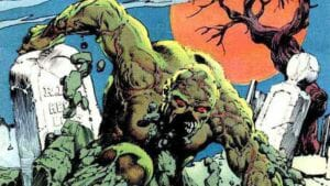Swamp Thing antes de Alan Moore