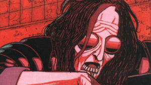 Lazarus Churchyard, el Plastic Man ciberpunk de Warren Ellis