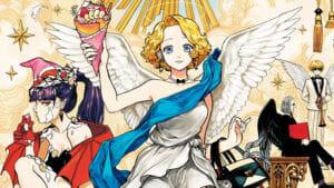 """Milky Way publica """"Endevi"""" un manga sobre ángeles y demonios que provocan el caos allá por donde pasan."""