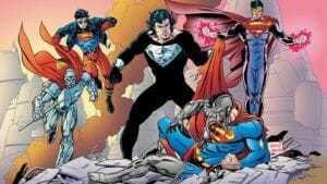 Grummett: Cuando DC me ofrecía proyectos en DC, siempre decía que sí porque pensaba que si no dejarían de ofrecerme cosas.