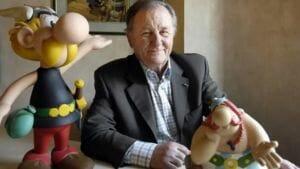 Ha fallecido Albert Uderzo (1927-2020), co-creador y dibujante de Asterix y Obelix, a los 92 años de edad. DEP