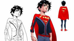 "Jorge Jiménez ""Voy a diseñar personajes nuevos en Batman"""