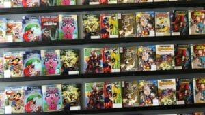 Marvel y DC anuncian que NO publicarán cómics este mes. Ni en papel ni en digital.