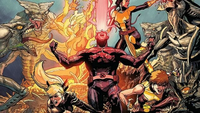 Top 10 Comics USA: Semana #03