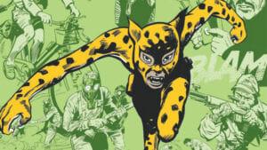 Cambia a la araña por un leopardo: De cómo el cómic británico tuvo su propio Spider-Man en The Leopard from Lime Street