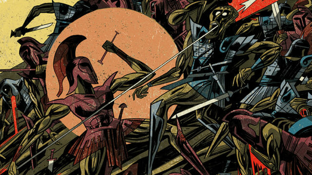 «La Cólera» de Javier Olivares y Santiago García es considerado el cómic de la cuarentena, y uno de los mejores del año.