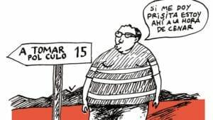 Lardín o El Lobo en Calzoncillos, lecturas destacadas de Instagrapa Comics