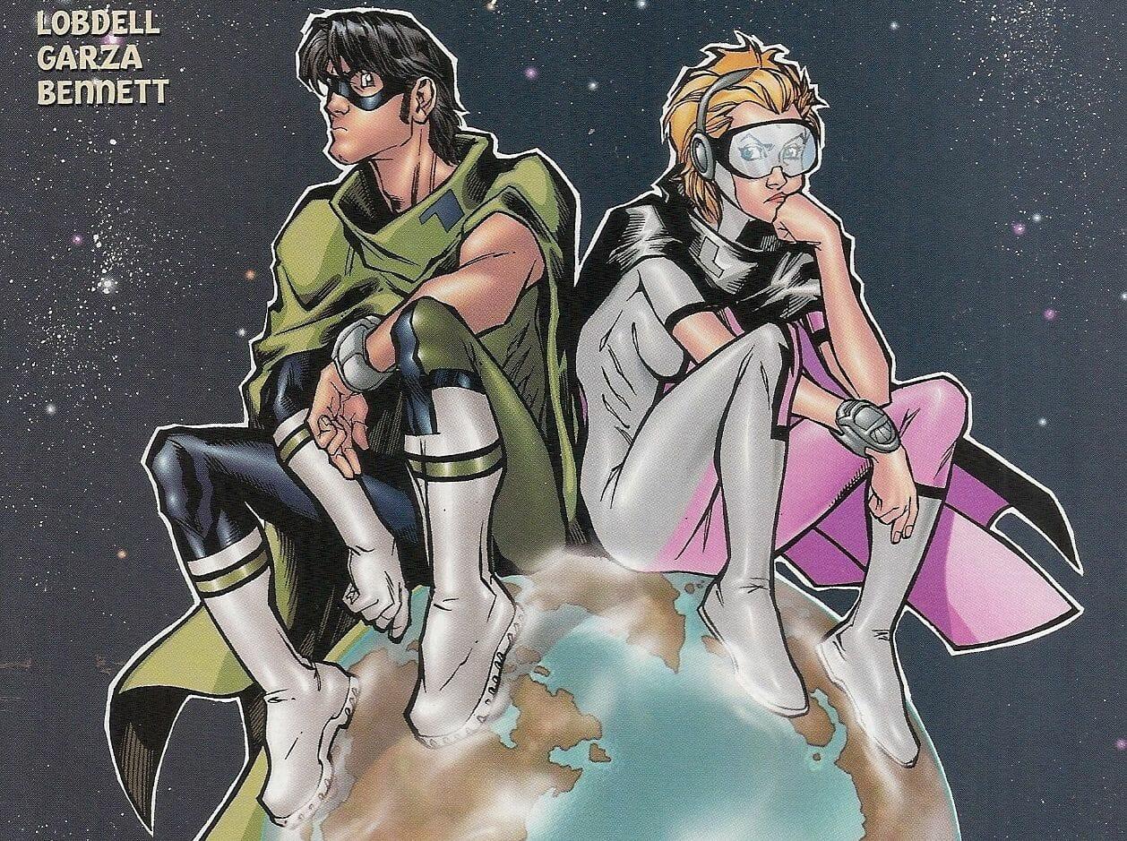 The Rock y Emily Blunt protagonizan Ball and Chain, un cómic de Scott Lobdell que no hemos leído