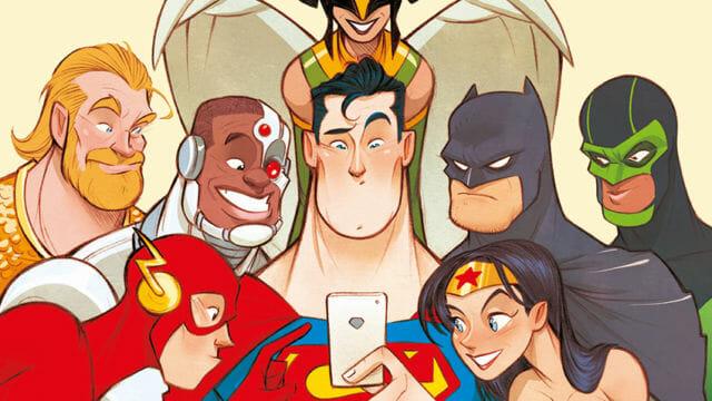 La editorial Hidra publica dos cómics juveniles sobre los superhéroes de DC
