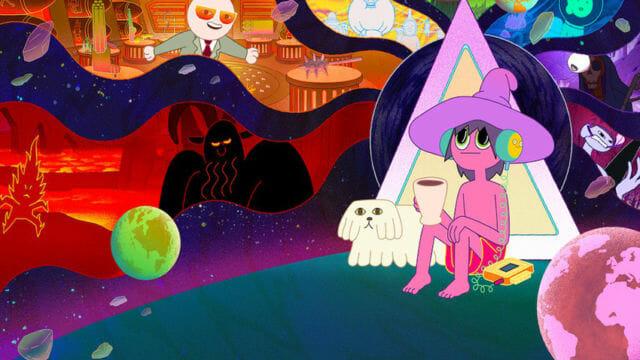 Midnight Gospel, lo nuevo del creador de Hora de Aventuras para Netflix es de lo más psicodélico