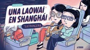 Una Laowai en Shanghai o el final de Estela Plateada: Negro en lo nuevo de InstagrapaComics