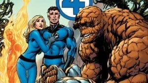 Neal Adams vuelve a Marvel para dibujar a los Cuatro Fantásticos junto a Mark Waid
