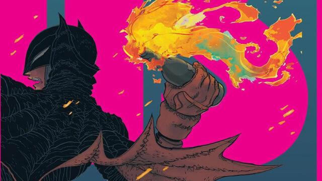 El regreso del Caballero Oscuro:  El Chico Dorado, Frank Miller sigue con ganas de dar guerra