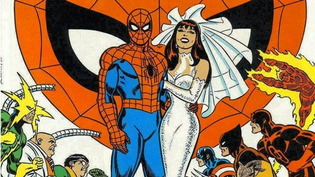 Bodas Marvel – 55 años de enlaces, «si quieros» y «¡Vivan los novios!»