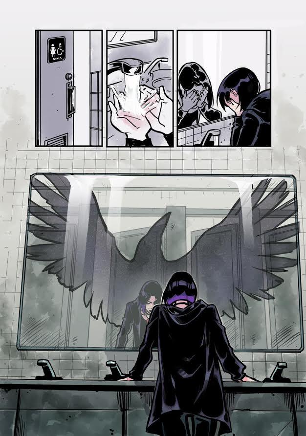 """Kami García y Gabriel Picolo unen fuerzas en """"Teen Titans: Raven ..."""