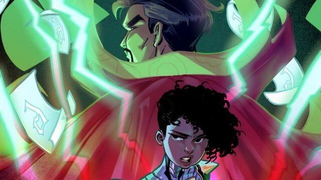 Ironheart y el Doctor Extraño protagonizarán la miniserie de terror infantil Marvel Action: Chillers, publicada por IDW