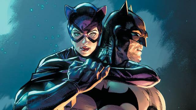Batman/Catwoman, la despedida de Tom King de la gata y el murciélago de DC Comics