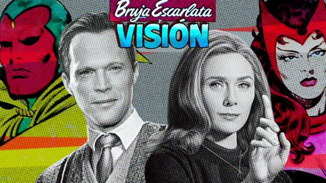 Doce cómics de la Bruja Escarlata y la Visión para entender su serie Marvel en Disney+