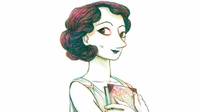 """""""Anaïs Nin. En un mar de mentiras"""" de Léonie Bischoff el cómic sobre uno de los diarios más famosos del siglo XX"""