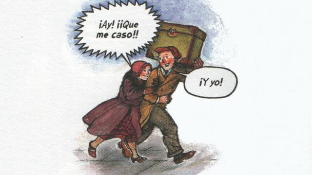 Ethel y Ernest, de Raymond Briggs, una entrañable memoria familiar y de una época en viñetas.