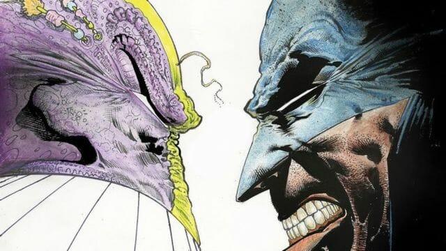 Batman/The Maxx: Sueños de Arkham, el eterno retorno.