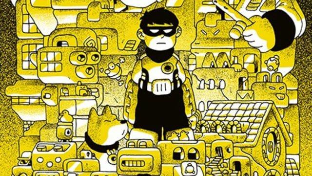 Chico Sombra, el nuevo héroe que Ben Sears ha construido a partir del ayudante de Batman