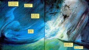 Moby Dick; o la adaptación de Bill Sienkiewicz