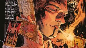 Universo Sandman – John Constantine Hellblazer, el retorno del mago británico a sus raíces