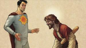 Second Coming, la deconstrucción religiosa de Mark Russell y Richard Pace