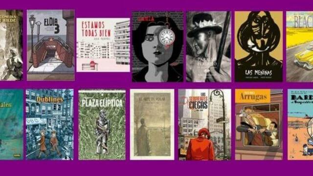 Premio Nacional del Comic 2021 – La redacción elige
